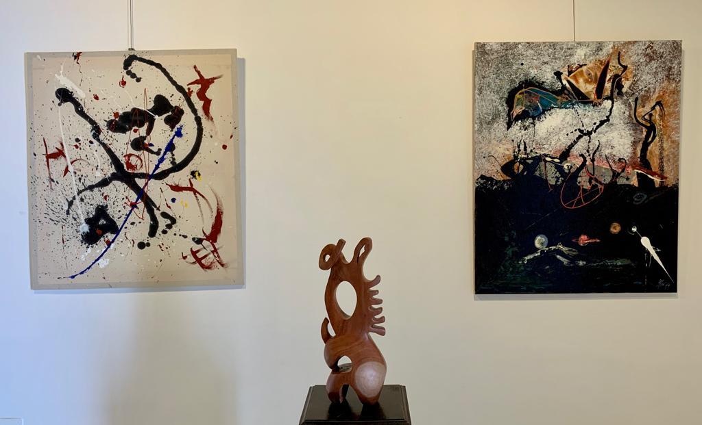 El imaginario aborigen de Javier Viera Cruz