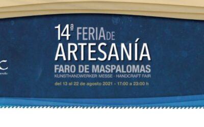 14ª Feria de Artesanía Faro de Maspalomas