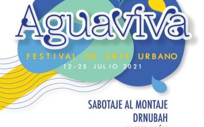 Aguaviva, proyecto de arte urbano en Firgas