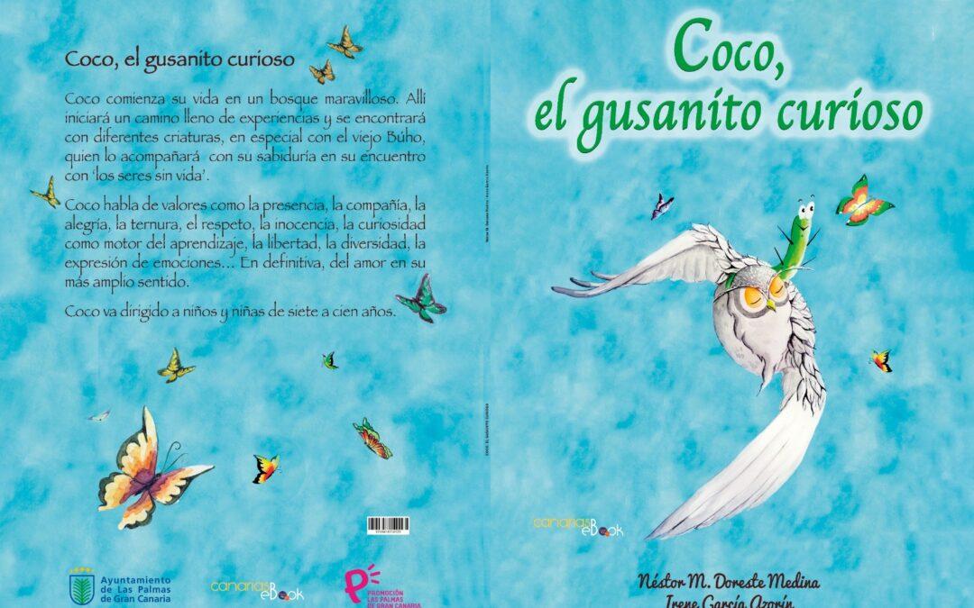 Coco, el gusanito curioso